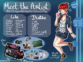 Meet The Artist - Aria by AriaPN