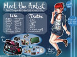 Meet The Artist - Aria