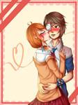 [Seika] Akiyo - Kiss on cheek