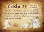 BESTIAIRE - Croktoo by AriaPN