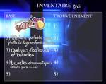 [Seika] Inventaire - Aki by AriaPN