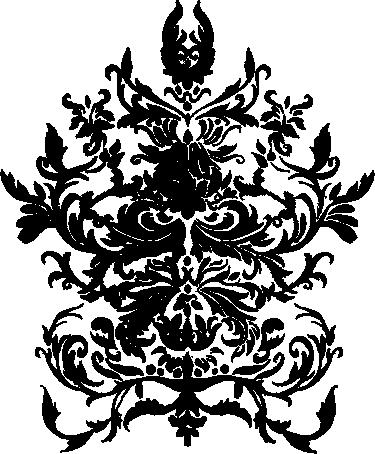 Motif Baroque by AriaPN