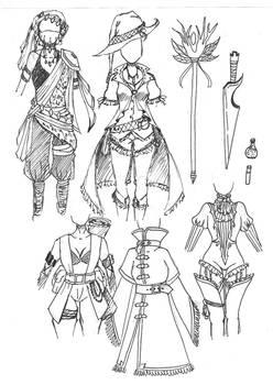 Sketch - Concepts Art - 002