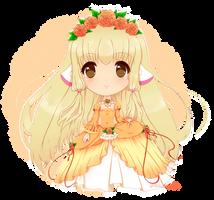 C: larienne by Rikuharuka