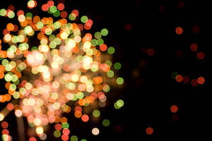 Fireworks Bokeh 02 by bamhugbug