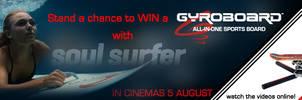 Soulsurfer + Gyroboard Banner