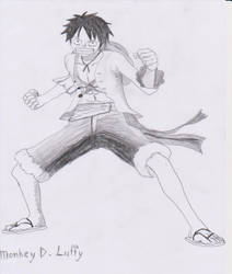 Luffy 2 by Sharky96