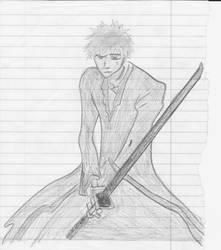 Ichigo by Sharky96