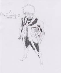 Ichigo Fullbringer form by Sharky96