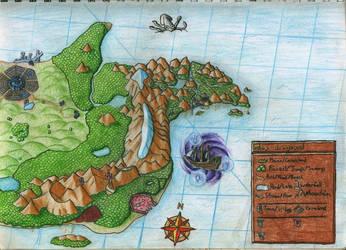 It's a map :D by sunwarrior25