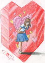 Shard Warrior 2 - Anime Girl? by sunwarrior25