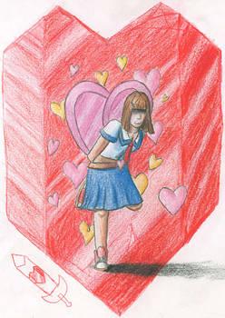 Shard Warrior 2 - Anime Girl?