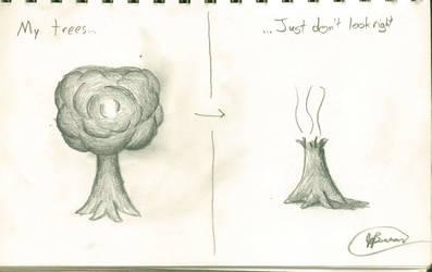 Splody Trees by sunwarrior25