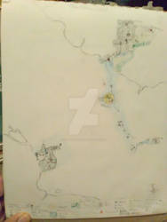 Unfinished World Map