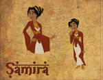 Royal Challenge: Samira