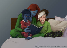 Christmases of Future Past? by ShylaBlu