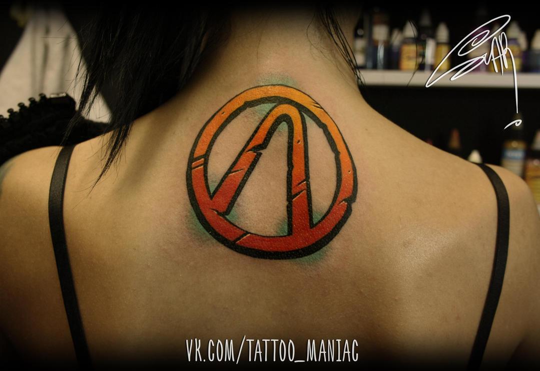 vault hunter tattoo