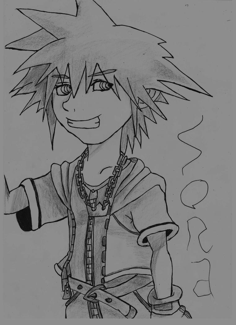 sora by chingchong10