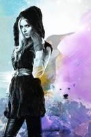 arctic chic by monochromatt