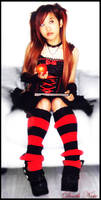 Misa Death Note Cosplay by darkjenova