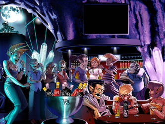 Wallpaper Troll Party 16001200 by trollliquor