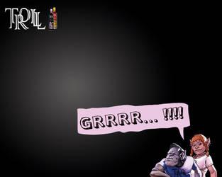 GRRRrrr 12801024 by trollliquor