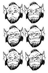 Troll Faces by trollliquor