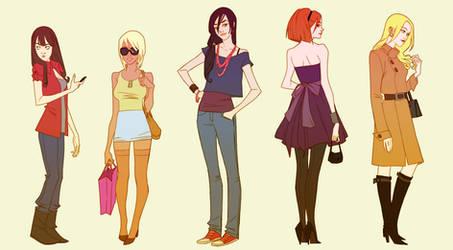 Fashion girls 3