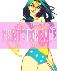 Prints for sale!  by AmeliaVidal