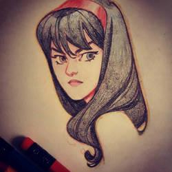 Veronica #Riverdale  by AmeliaVidal