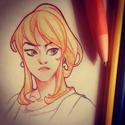 Betty #riverdale by AmeliaVidal