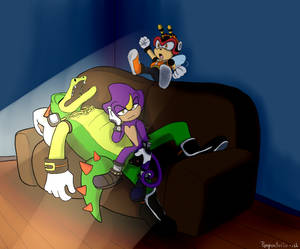 Movie Nigths at the Chaotix