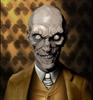 Portrait of a Zombie by Stalk-Von-Dark