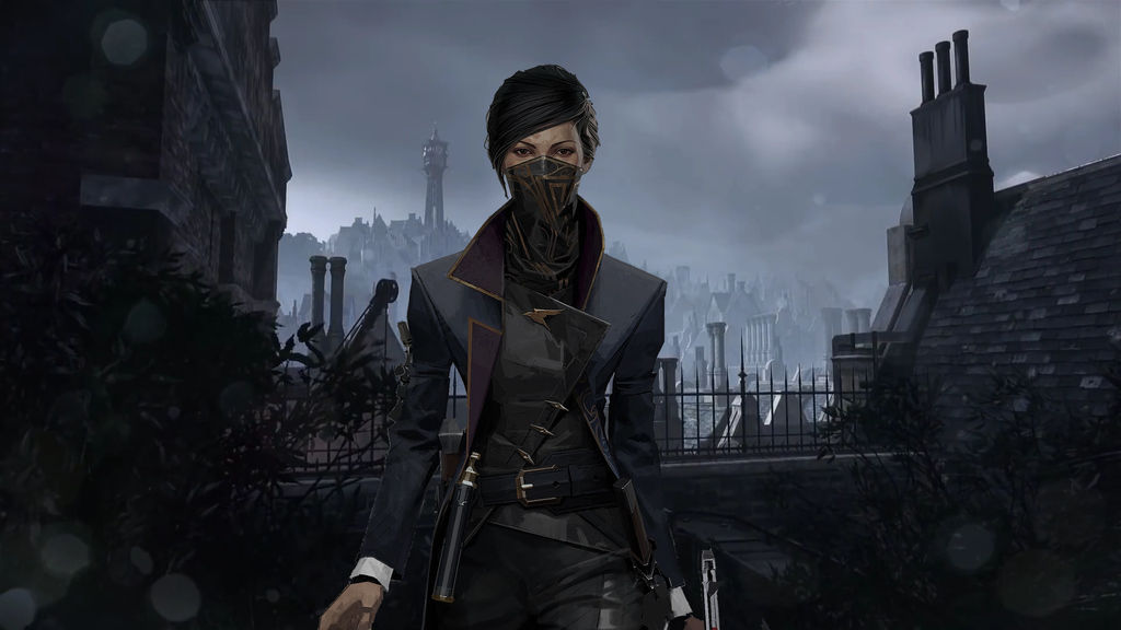 Emily Kaldwin In Dunwall Wallpaper Dishonored 2 By