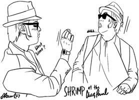 Shrimp Time by Shikalee