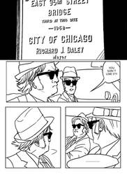 Blues Brothers Manga 014 by Shikalee