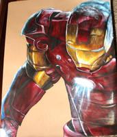 Iron Man by Cutestuffrocks