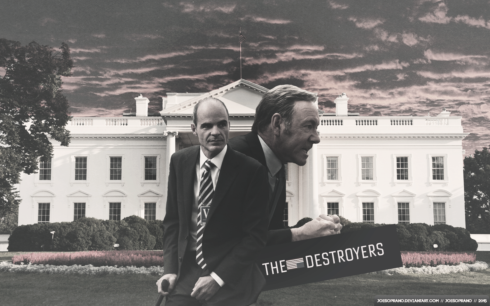 House Of Cards The Destroyers By Joesoprano On Deviantart