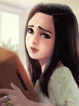 Mandarake Girl