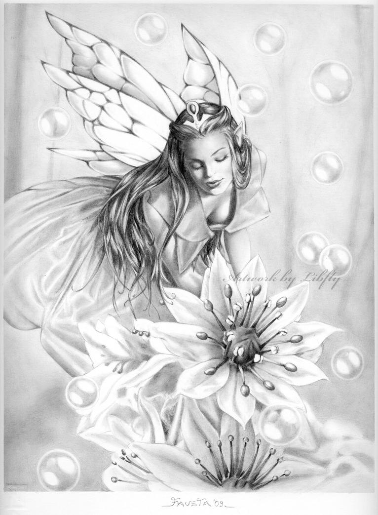 Sweet Fairy by Libfly ...