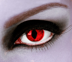the evil eye by haunted-medea