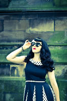 Your Heart Shaped Glasses by katinahatphotography
