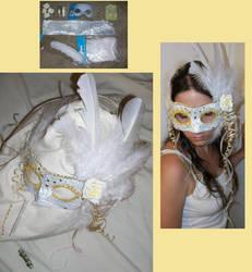 Mystic Masquerade Mask