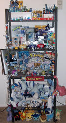 Lugia Collection Update.. by F4y3