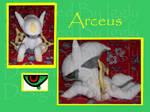 Commission- Arceus
