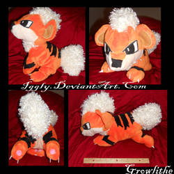 Commission- Growlithe