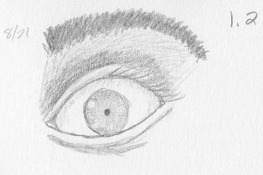 Eye by Algeera
