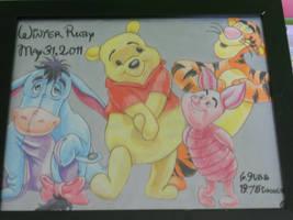 Winnie the Pooh by HolyShiiitItsAsh