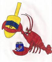 Miss. B-Haven Lobster by HolyShiiitItsAsh