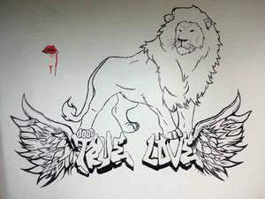 Graffiti - My Attempt W.I.P.